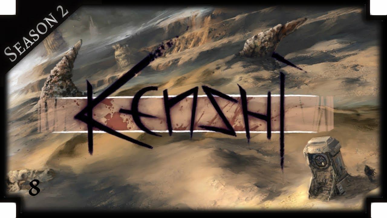 "Kenshi: Season 2 – 08 – ""New Squad Training"" – GamePlay Video Share"