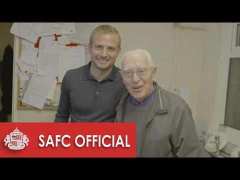 89 years a fan: George Forster