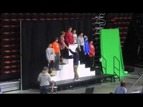 Sam Kessel AAU State Wresling 189 lb 7th