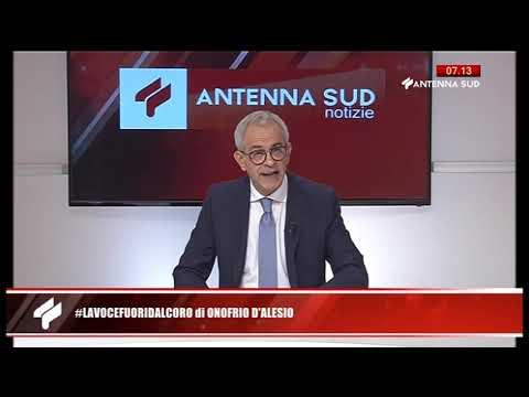 TG Antenna Sud Ore 7: 00 Del 23 Ottobre 2019