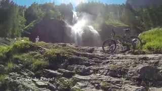 Traversée des Alpes à VTT, par le GR5