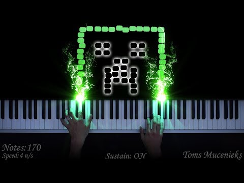 3 Most Popular Minecraft Piano Themes
