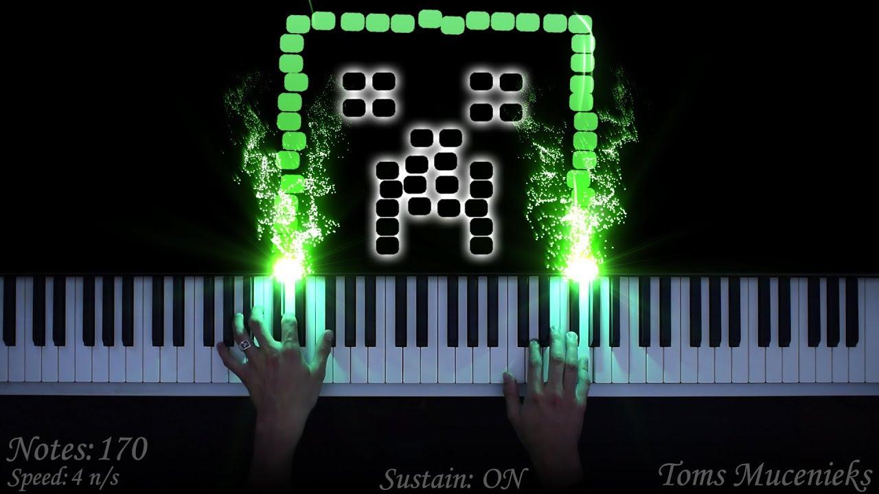 3 Most Popular Minecraft Piano Themes