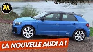Audi A1 : du changement, et pas dans la douceur !
