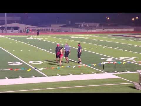 Mathew Moralez 2021 1600m run. Premont Collegiate High School