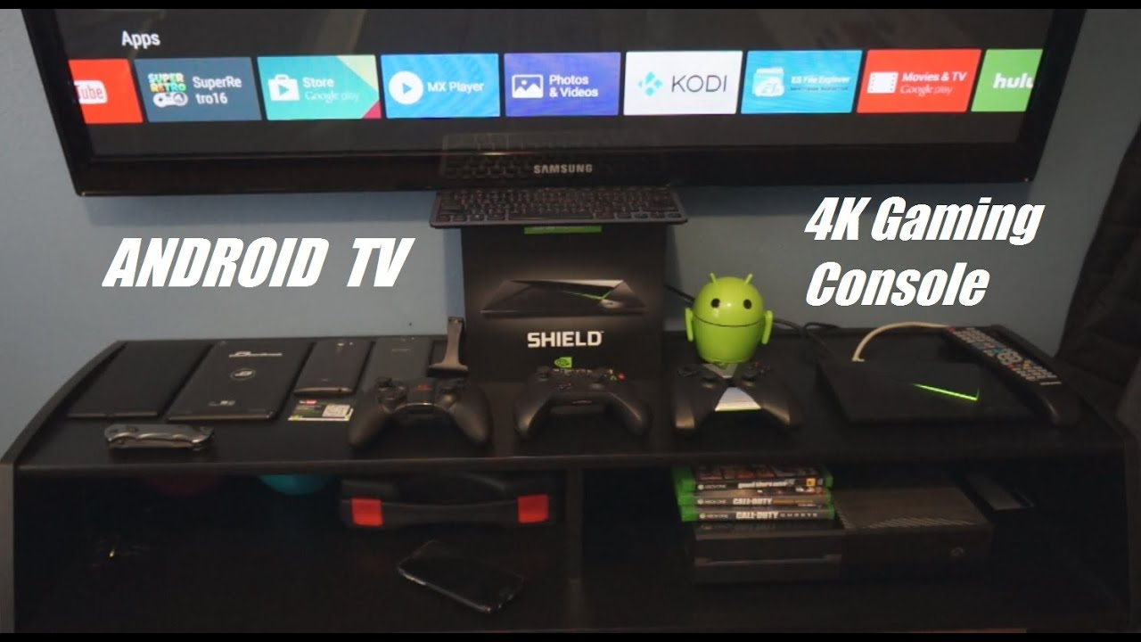Buy nvidia shield tv | streaming media player with remote & game controller: streaming media players amazon. Com ✓ free delivery possible on.