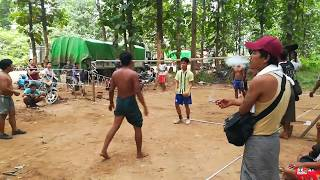 Chinlone~Myanmar