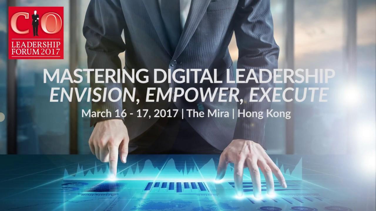 CIO Forum 2018 Hong Kong | Questex Event