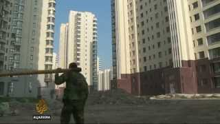 China's ghost towns scare economists