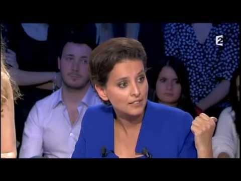 Najat Vallaud-Belkacem & les ABCD de l'égalité 29 juin 2013 On n'est pas couché #ONPC