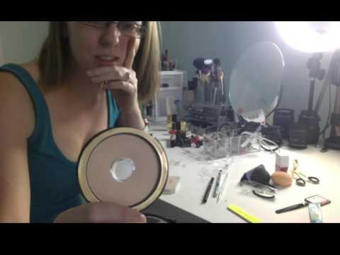 Watch me clean off my vanity!