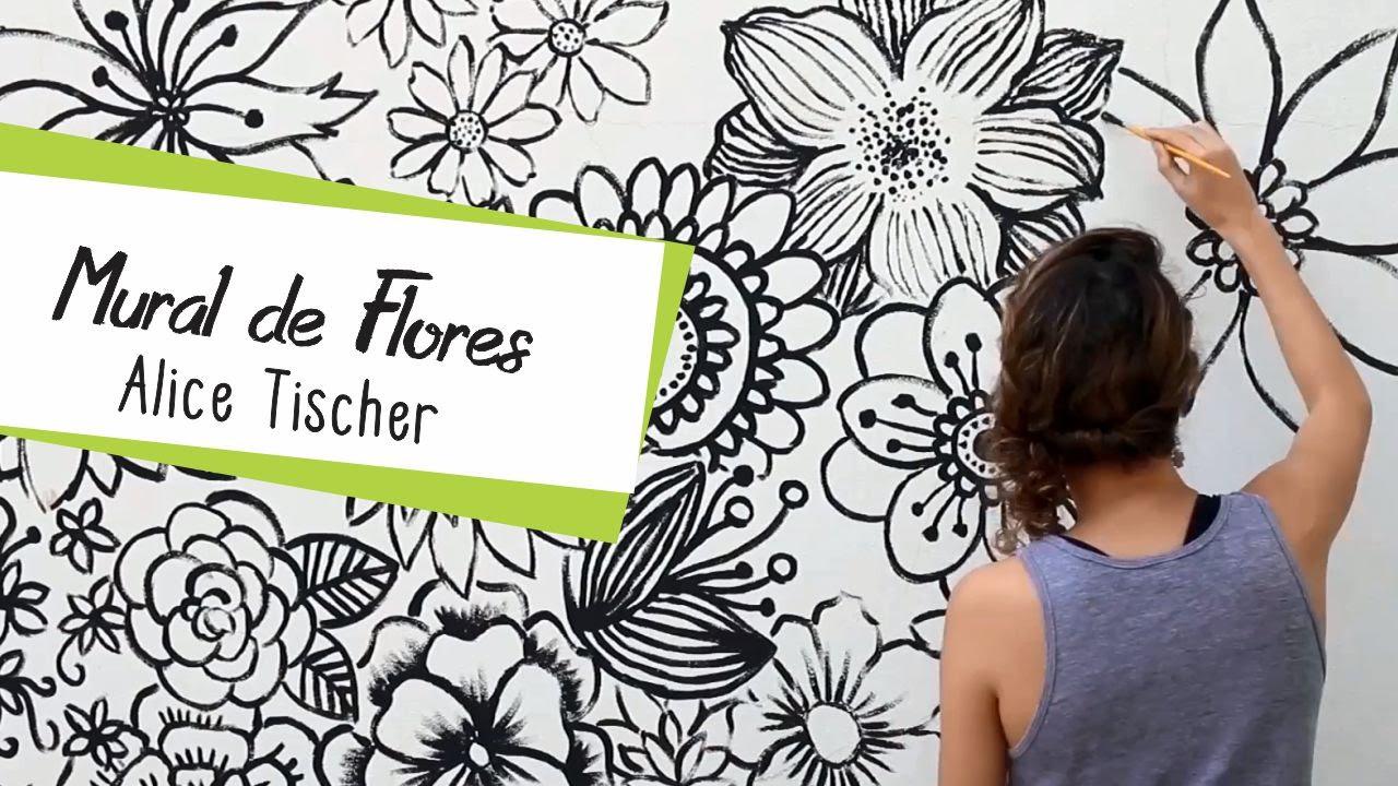 Mural De Flores Youtube