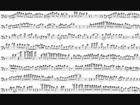 Carl Fontana 'Beautiful Friendship' Trombone Solo Transcription