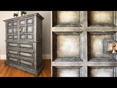 DIY Dresser Makeover - How to Layer W/ Annie Sloan Chalk Paint