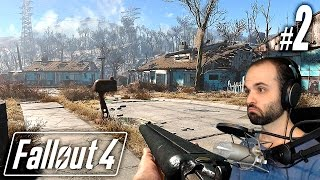 FALLOUT 4 2 PRIMERAS MISIONES Gameplay Espaol