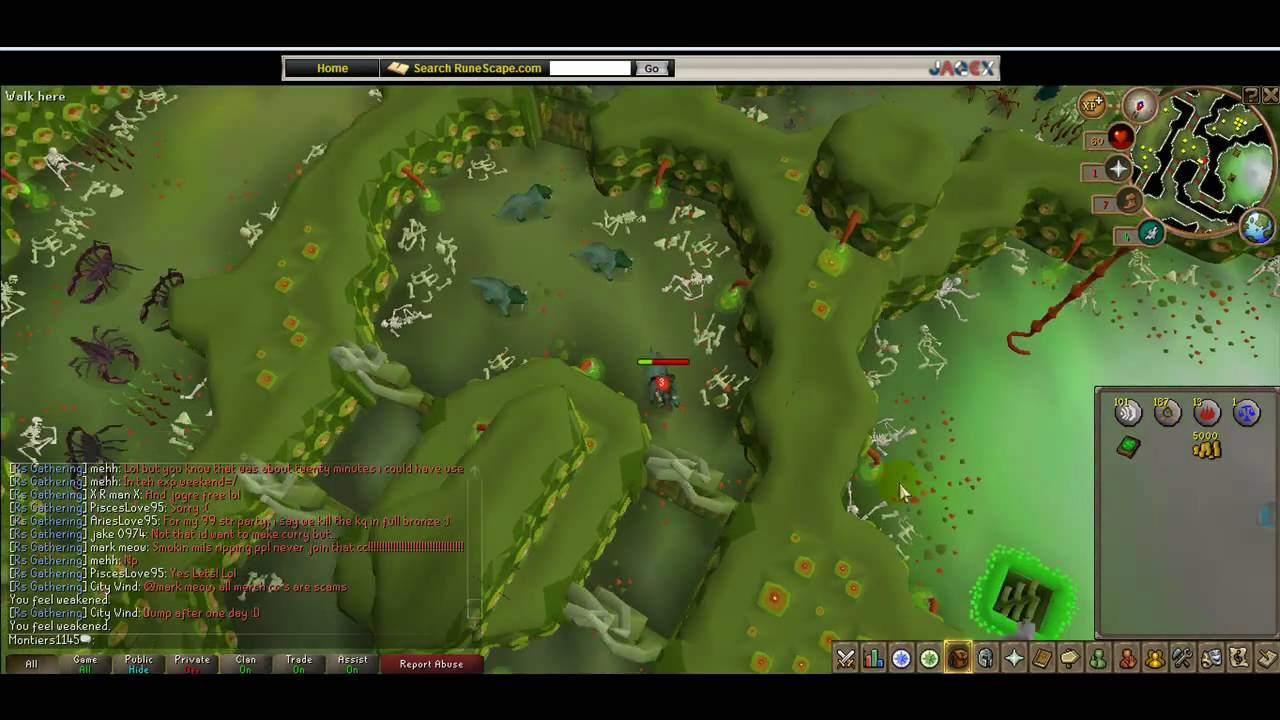 Runescape Stronghold Of Security