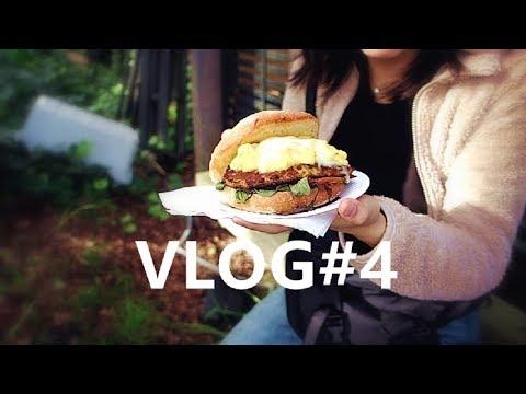 VLOG#4 去奥克兰的周末市场吃午饭-崇明话+上海话的方言特辑(中英字幕)