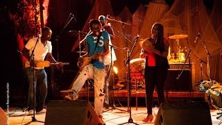 Kunde Blues - Live -  Rock A Ouaga 2013