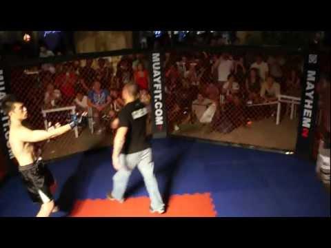 MMA VS WING CHUN In Malaysia Fight Challenge 3