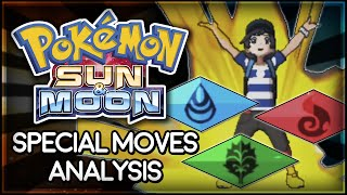 Pokémon Sun and Moon | Special Moves Analysis