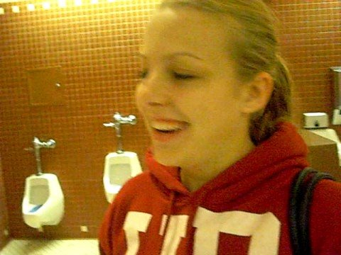 girls using urinal pictures