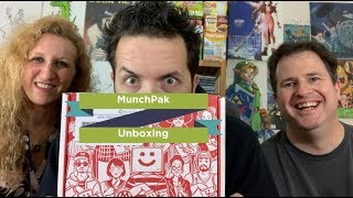 MunchPak Unboxing with 2 guest stars!