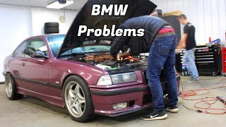 Fixing My BMW E36