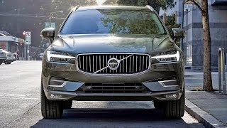 Volvo XC60 (2018) ready to fight Audi Q5 [YOUCAR]