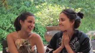 """""""Tag de la amiga"""" con Natasha Dupeyron y María Gabriela de Faría"""