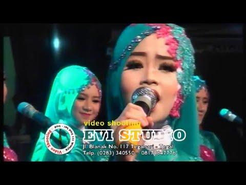 qasidah ezzurA pantun gembira live songgom brebes