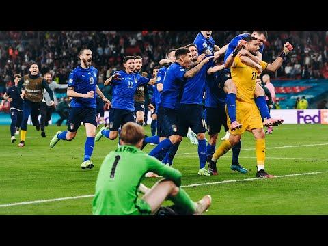 Download ITALY VS ENGLAND HIGHLIGHTS    ITA 1-1 ENG