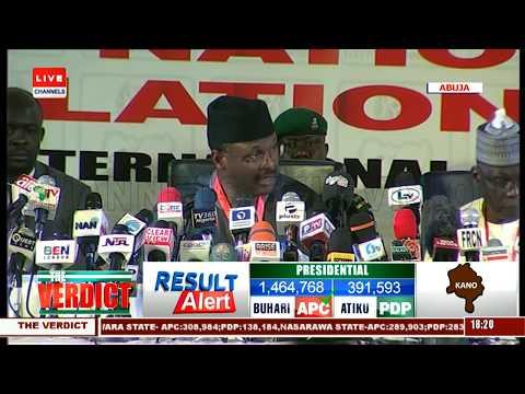 Pres'l Results: Buhari Wins Kano State