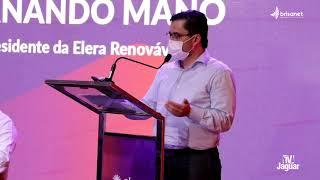 Presidente da Elera, Fernando Mano destaca a contribuição sócio econômica e ambiental aos municípios