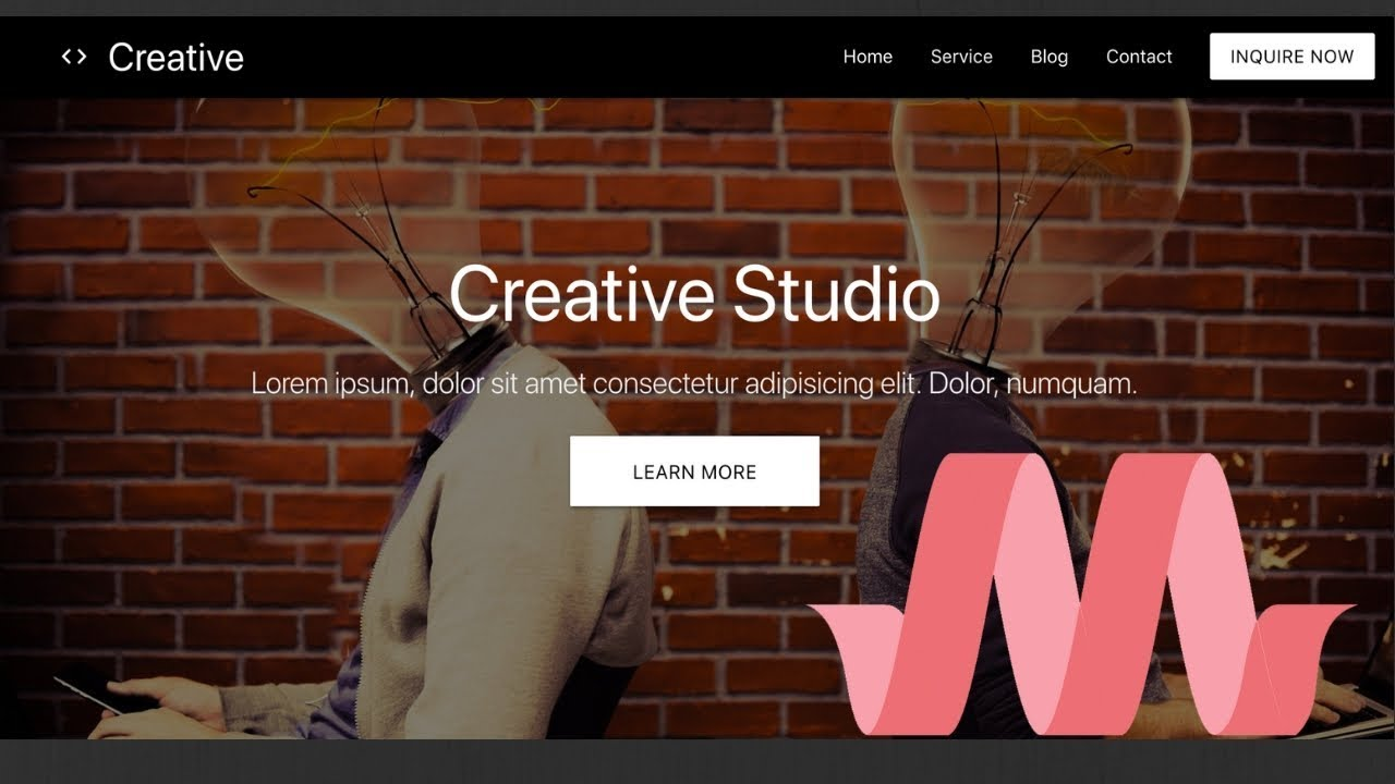 Build an Agency Website Theme With Materialize CSS 1 0 0