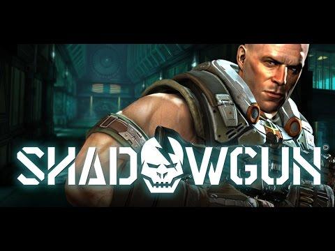 Shadowgun игры на android c джойстиком
