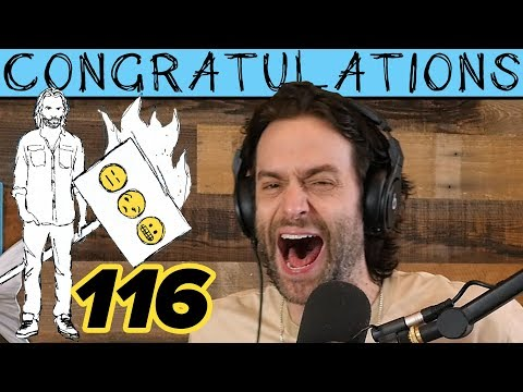Open Up The Limit (116) | Congratulations Podcast with Chris D'Elia