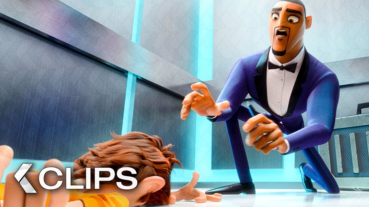 SPIES IN DISGUISE All Clips & Trailers (2019)