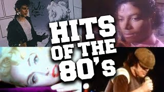Top 100 Biggest Hit Songs of the 80s