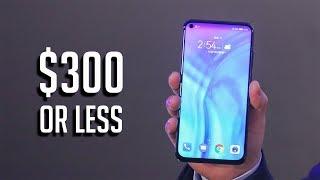 Top 5 Chinese Smartphones Under $300