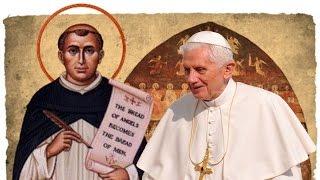 Catequese do Papa Bento XVI sobre Santo Tomás de Aquino (Português)