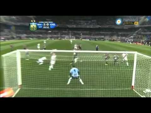 Gol De Juan Manuel Diaz (River 1 - 0 Chacarita)
