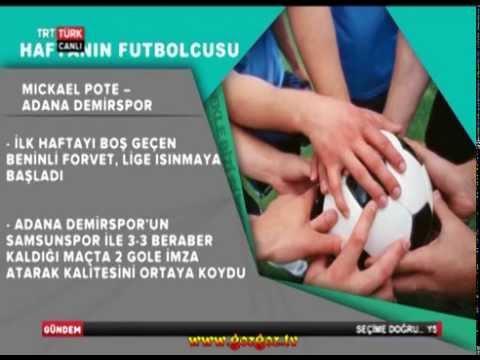 PTT 1.Lig 2.Hafta Enleri | Haftanın Takımı Göztepe