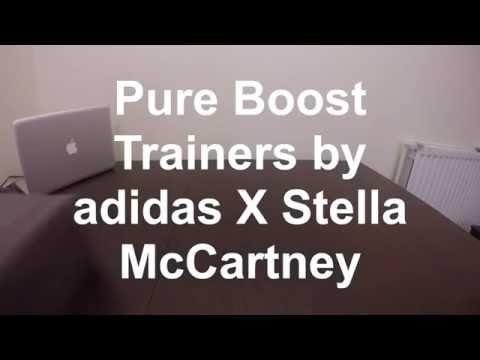 ADIDAS BY STELLA MCCARTNEY PURE BOOST SHOES(WOMEN)