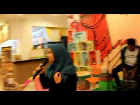 Kasih - senja panik live acoustic at Yogya Grand Subang