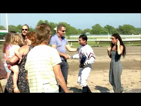 video thumbnail for MONMOUTH PARK 5-19-19 RACE 8