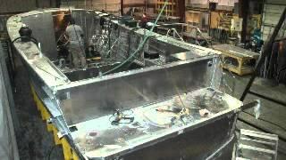 Fabrication of Coastal Craft 400IPS