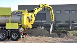 Video Amphitec Vacuum Digger – Super Suckers now available with vacuum excavation boom ! download MP3, 3GP, MP4, WEBM, AVI, FLV September 2017