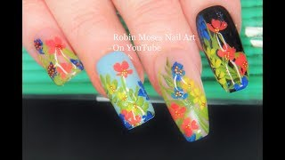 Spring Nail Art TIPS for Beginners | Mix + Match Flower Nails