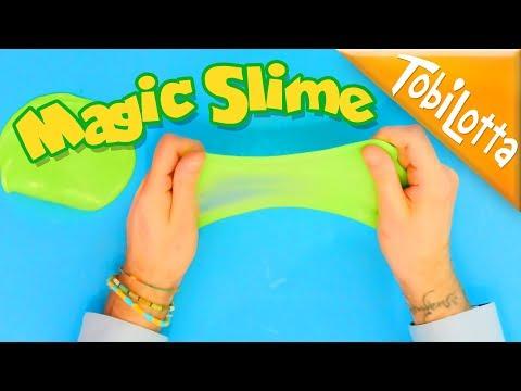 Magic Slime/Knete? TEST | Spielzeug Test | Kinder Experimente | Slime Test | Tobilottarium 53