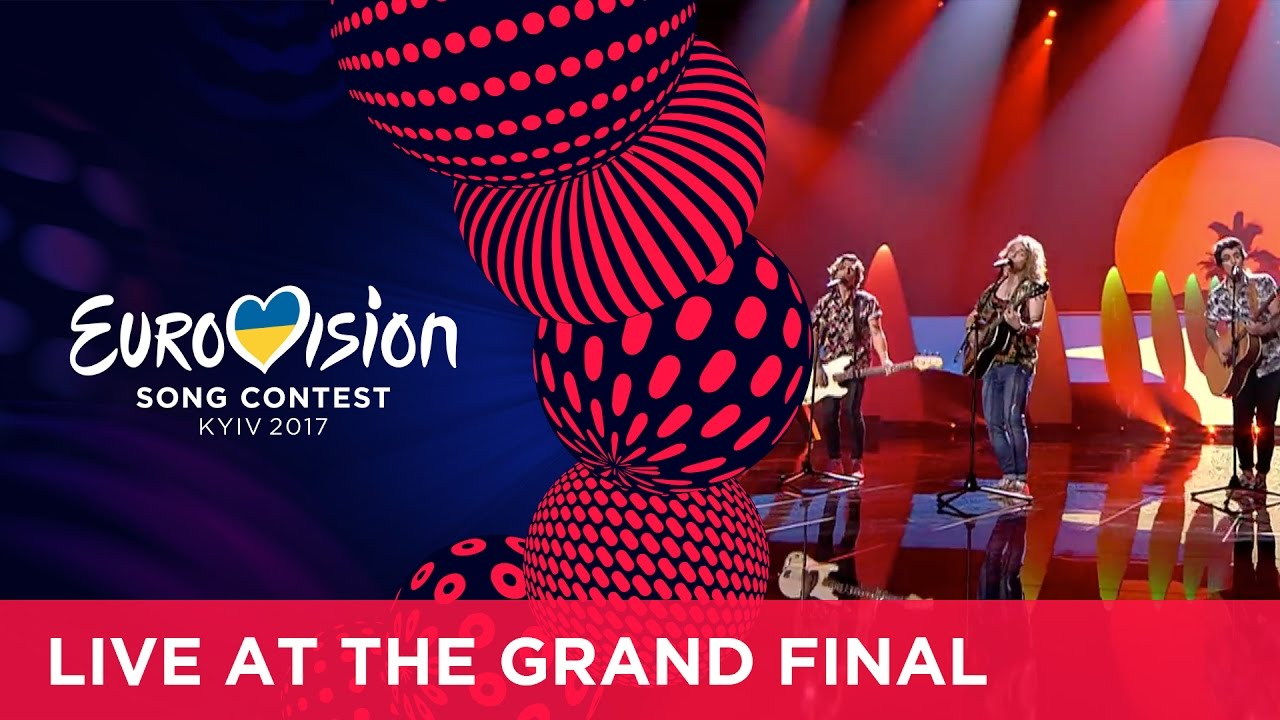 Eurovision Live: Do It For Your Lover (Spain) LIVE At The